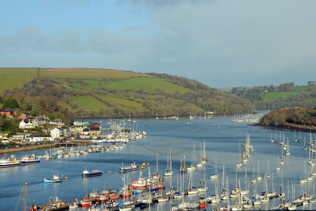 2 bed flat for sale in Ridley Hill, Kingswear, Dartmouth
