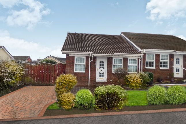 Thumbnail Bungalow to rent in West Pastures, Ashington