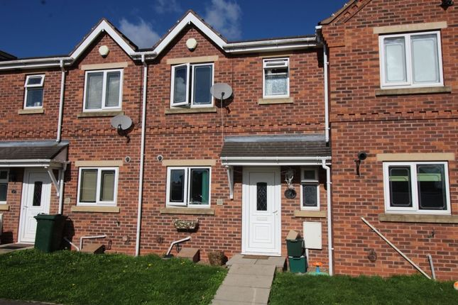 Terraced house for sale in Sunnymede View, Askern, Doncaster