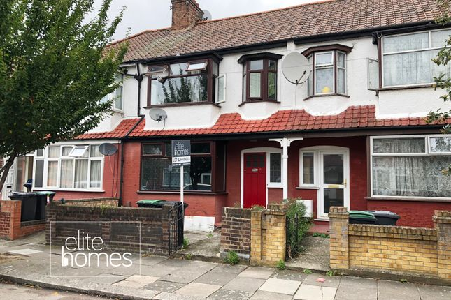 Thumbnail Terraced house to rent in Carew Road, London