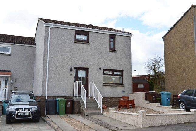 Thumbnail Terraced house for sale in West Drive, Airdrie
