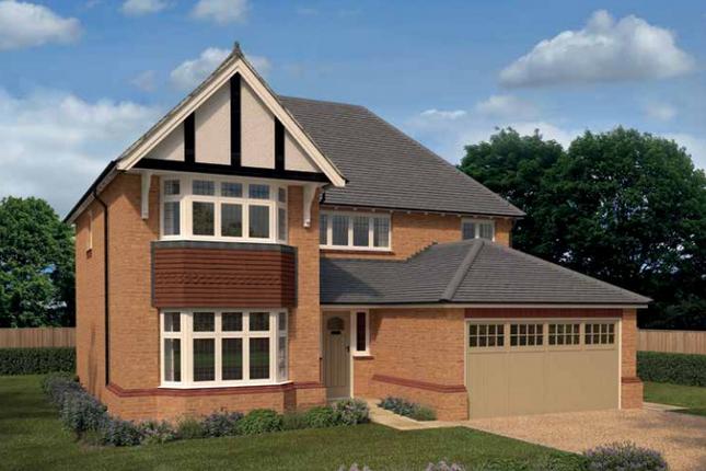 Thumbnail Detached house for sale in The Maltings, Newport Road, Llantarnam, Newport