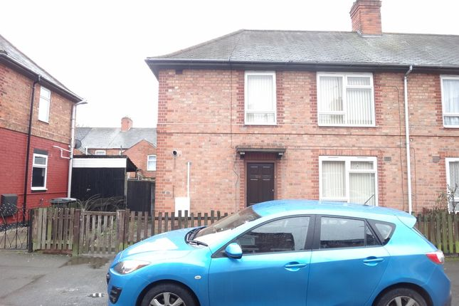 Thumbnail Semi-detached house for sale in Weymouth Street, Off Catherine Street, Leicester