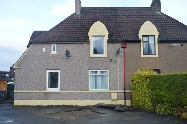Thumbnail Semi-detached house to rent in Centre Street, Kelty, Fife