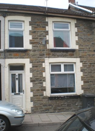 Thumbnail Terraced house to rent in Brook Street, Aberaman, Aberdare