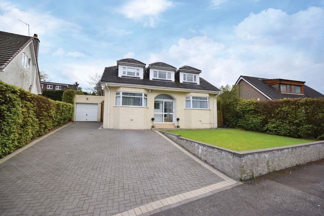 Thumbnail Detached bungalow for sale in Picketlaw Drive, Carmunnock, Glasgow