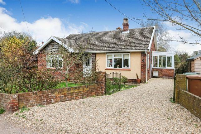 Thumbnail Detached bungalow for sale in Shelfanger Road, Diss, Norfolk