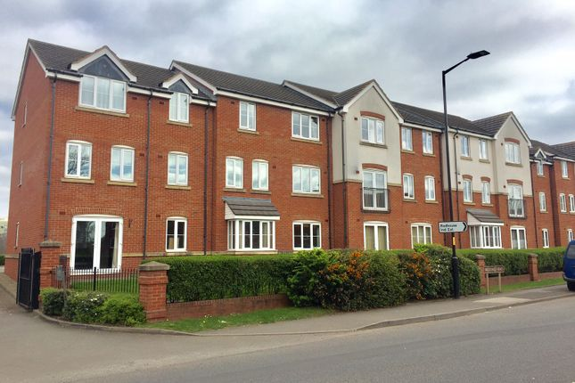 Thumbnail Flat for sale in Brickyard Road, Aldridge, Walsall