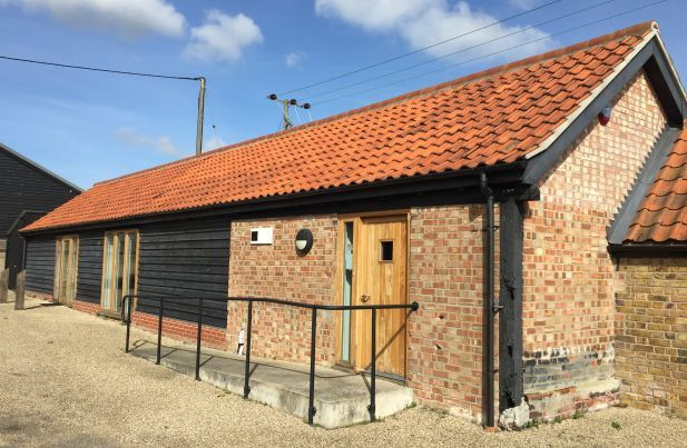 Thumbnail Office to let in Whitbreads Farm Lane, Little Waltham, Chelmsford