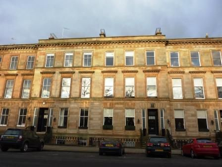 Thumbnail Flat to rent in Park Circus, Park, Glasgow