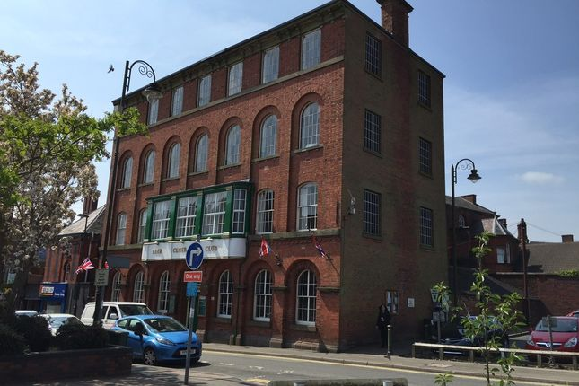 Thumbnail Restaurant/cafe to let in Leek Central Club, 3A Market Street, Leek, Staffordshire
