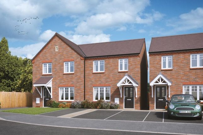3 bed semi-detached house for sale in Perrycrofts Crescent, Tamworth
