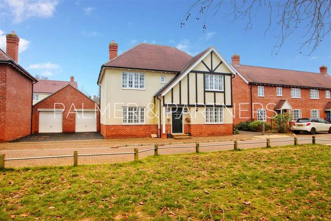 Thumbnail Detached house for sale in Lambeth Road, Colchester