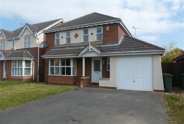 Thumbnail Property to rent in Jewsbury Way, Thorpe Astley, Leicester