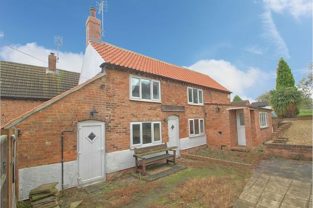 Thumbnail Detached bungalow for sale in Lincoln Road, Tuxford, Newark