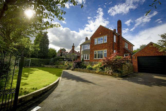 Thumbnail Detached house for sale in 7 Blake Hall Drive, Mirfield, West Yorkshire