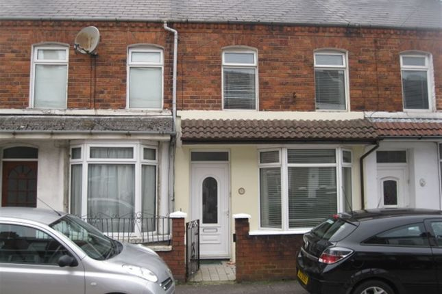 Thumbnail Terraced house to rent in Colvil Street, Belfast