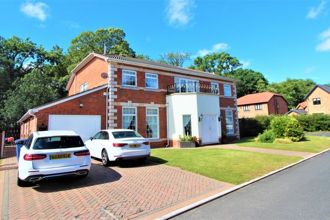 Thumbnail Detached house for sale in Old Kennel Close, West Derby