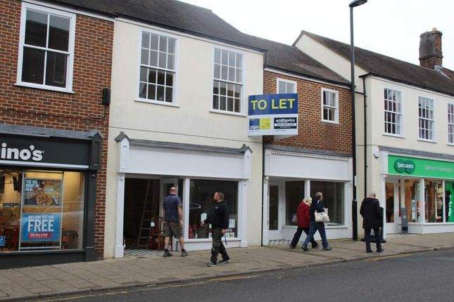 Thumbnail Retail premises to let in East Street 44-48, Blandford Forum, Dorset