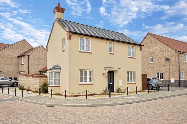 3 bed detached house for sale in Rowell Way, Sawtry, Huntingdon