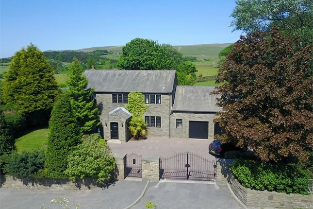 Thumbnail Detached house for sale in Rochdale Road, Ramsbottom, Bury, Lancashire