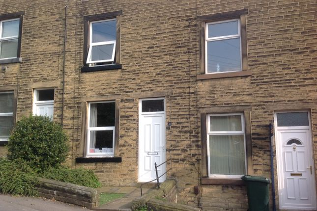 Thumbnail Terraced house to rent in Nethermoor View, Bingley