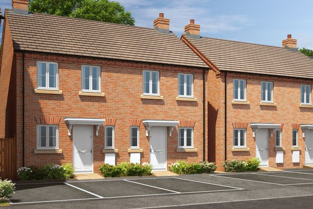 Thumbnail End terrace house for sale in Midland Road, Thrapston