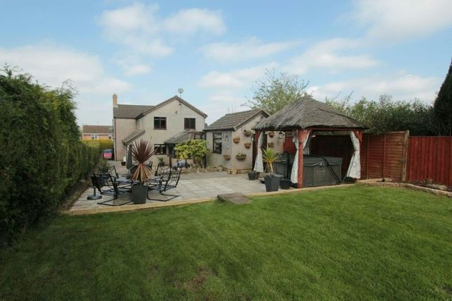 Thumbnail Detached house for sale in The Ryelands, Bream, Lydney