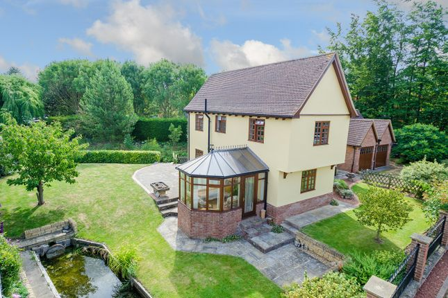 Thumbnail Detached house for sale in Moat Lane, Melbourn, Melbourn