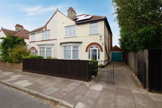 Thumbnail Semi-detached house for sale in Signhills Avenue, Cleethorpes, Lincolnshire