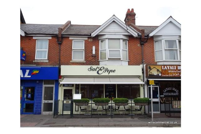Thumbnail Restaurant/cafe to let in Charminster Road 41-43, Charminster