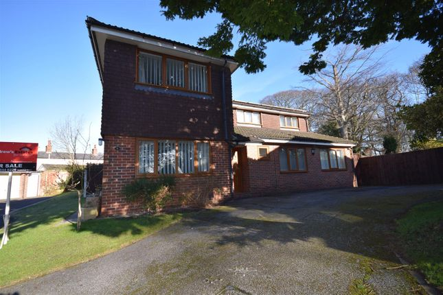 Thumbnail Detached house for sale in The Allports, Bromborough, Wirral