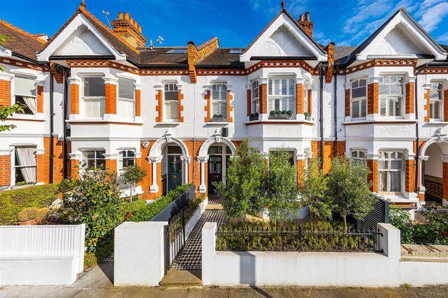 Exterior of Harbord Street, London SW6