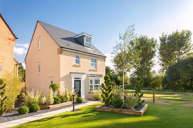 """Thumbnail Detached house for sale in """"Bayswater"""" at Wookey Hole Road, Wells"""