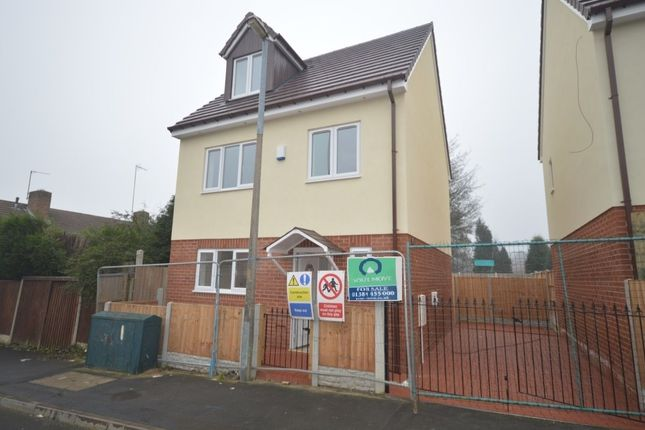 Thumbnail Detached house for sale in Oak Green, Dudley
