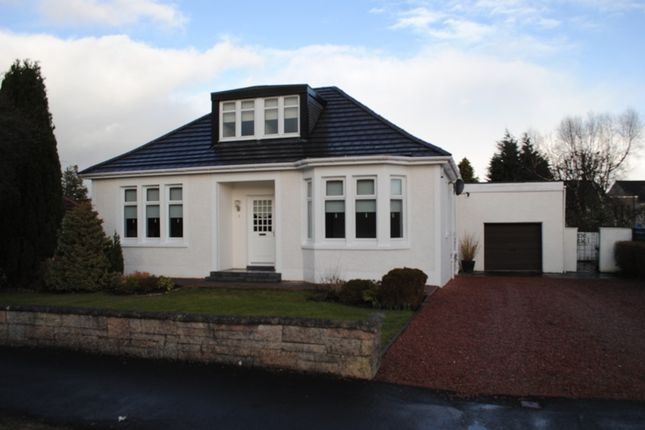 Thumbnail Detached bungalow to rent in 9 Campbell Avenue, Milngavie, Glasgow