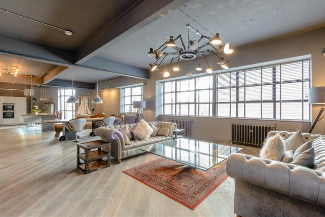 Thumbnail Flat for sale in Marshall Street, Birmingham, West Midlands