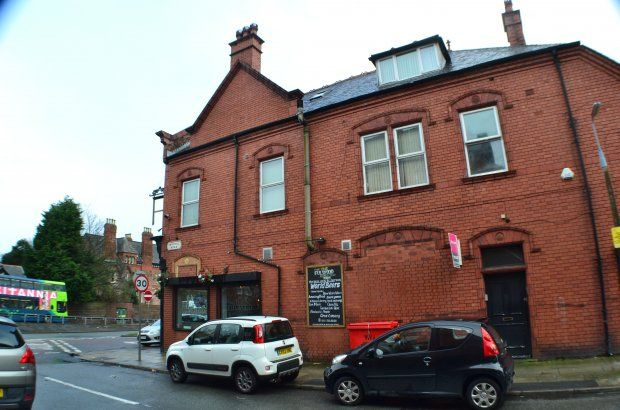 Thumbnail Shared accommodation to rent in Ampthill Road, Aigburth Liverpool