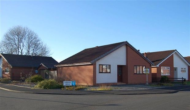 Thumbnail Bungalow for sale in Derby Road, Preston