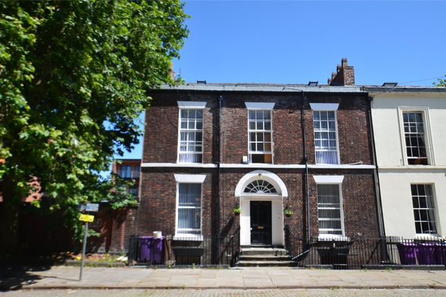 Thumbnail End terrace house for sale in Chatham Street, Liverpool