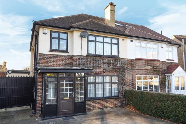 Thumbnail Semi-detached house to rent in Highlands Drive, Bushey