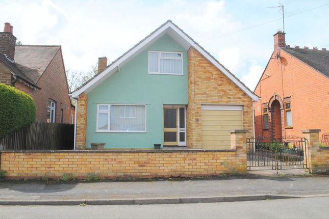 Thumbnail Detached house for sale in Quorn Road, Rushden