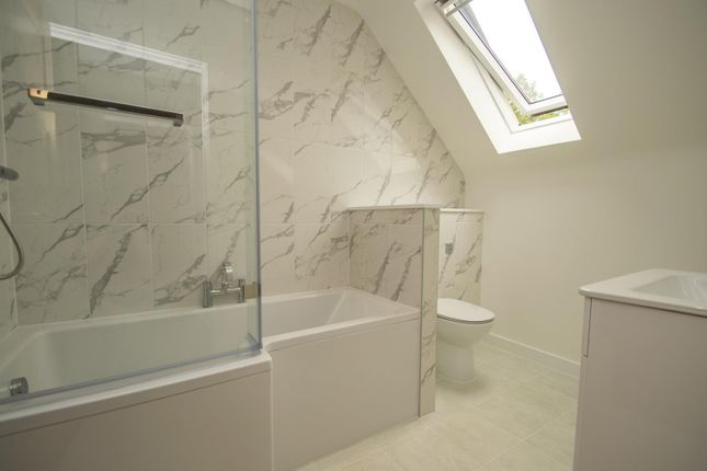 Example Bathroom of Beech Lane, Woodcote RG8