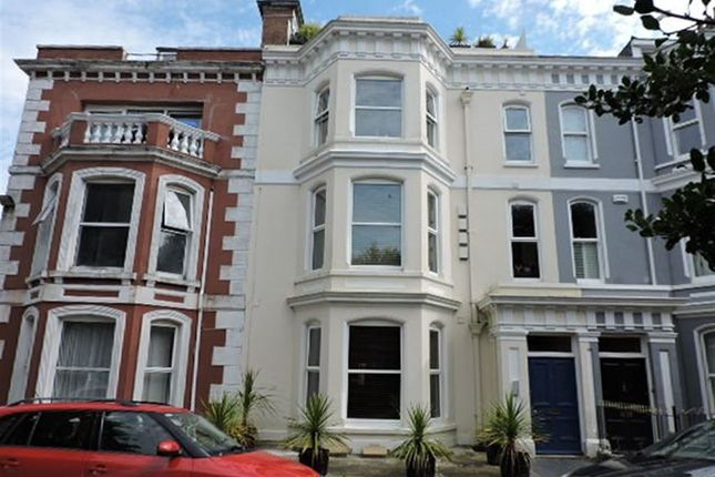 Thumbnail Flat to rent in Exmouth Road, Plymouth