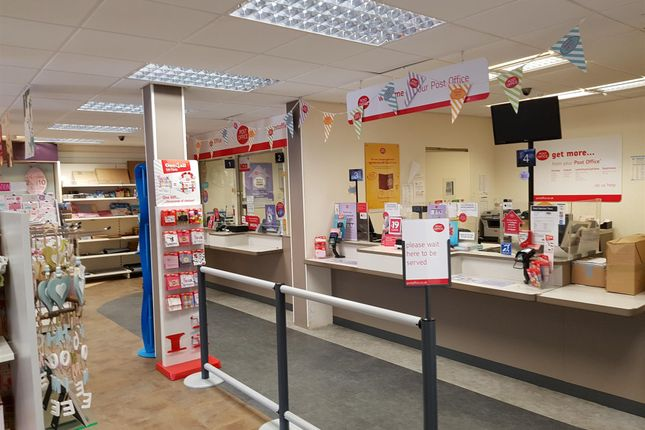 Thumbnail Retail premises for sale in Post Offices NG17, Kirkby-In-Ashfield, Nottinghamshire
