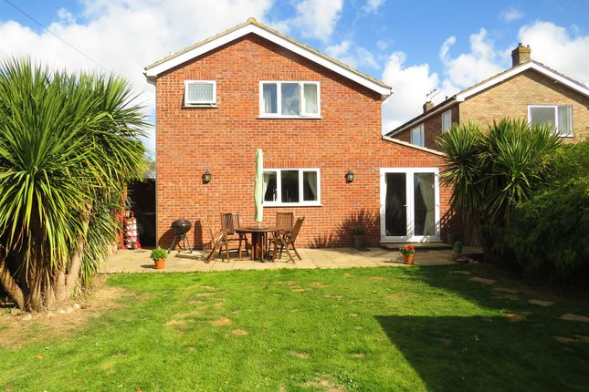 Thumbnail Detached house for sale in Charles Close, Acle, Norwich