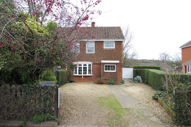 Thumbnail Semi-detached house for sale in High Street, Damerham, Fordingbridge