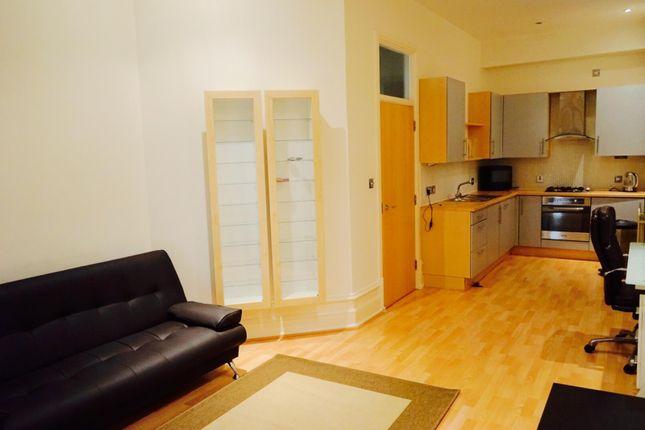 Thumbnail Flat to rent in Princess House, 26 De Montfort Street, Leicester
