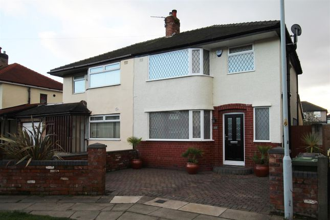 3 bed semi-detached house for sale in Oriel Drive, Liverpool L10