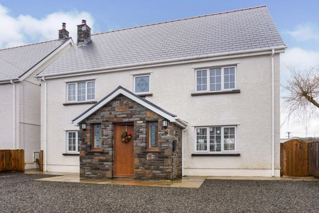 Thumbnail Detached house for sale in Cwmtawe Road, Swansea